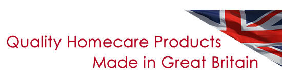 Quality Homecare Products Made in Great Britain