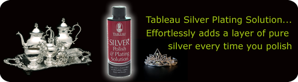 Silver Polish & Plating Solution