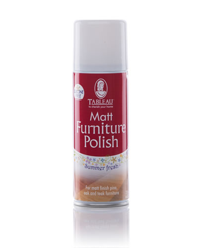 Matt Furniture Polish