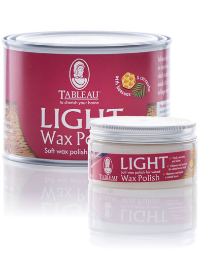 Light Wax Furniture Polish