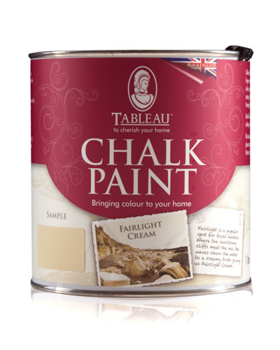 Chalk Paint Fairlight Cream